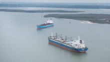 Pilots Do Texas Chicken as Houston Ship Channel Chokes on Oil