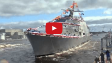 Interesting Ship - Austal's Auto Express 102 High-Speed