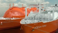 Hoegh LNG and Perushaan Gas Negara to Provide FSRU to