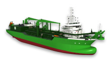 TNPA Orders South Africa's Largest Trailing Suction Hopper Dredger