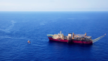 The First Ship-Shaped Production Unit in the Gulf of Mexico - Helix