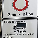 How to deal with traffic fines received while driving in Italy