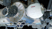 NASA seeking ideas for use of space station docking port