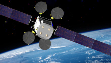 SES Jumps on Electric-propulsion Bandwagon with Latest Satellite