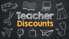 Florida Teacher Discounts >> Disney Teacher Discounts More Ways Educators Can Save